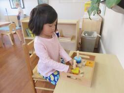 montessori toddler work