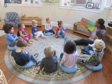 quiet classroom montessori